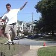 Alexei Tajzler of DEOS hittin an Alley-Opp CG in Wilmington, Delaware